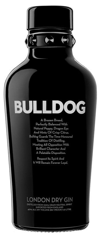 Bulldog London Dry Gin, BRAND CONNECT Asia Pacific
