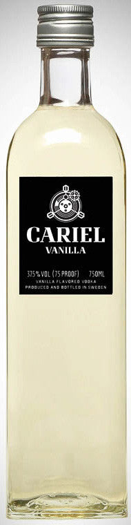 Cariel Vanilla Vodka, BRAND CONNECT Asia Pacific