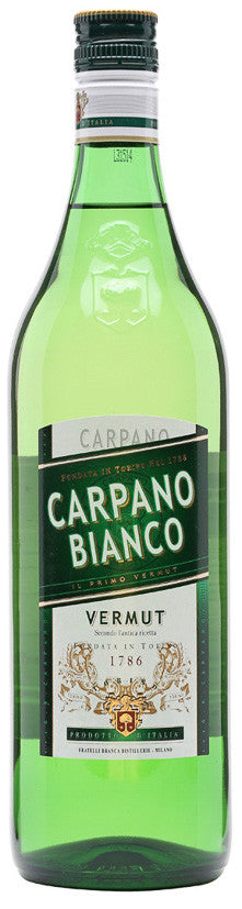CARPANO Bianco Vermut , BRAND CONNECT Asia Pacific