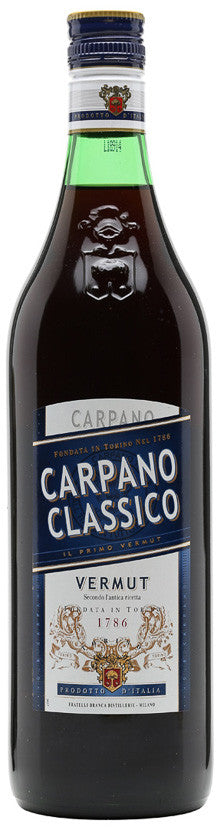 CARPANO Classico Vermut , BRAND CONNECT Asia Pacific