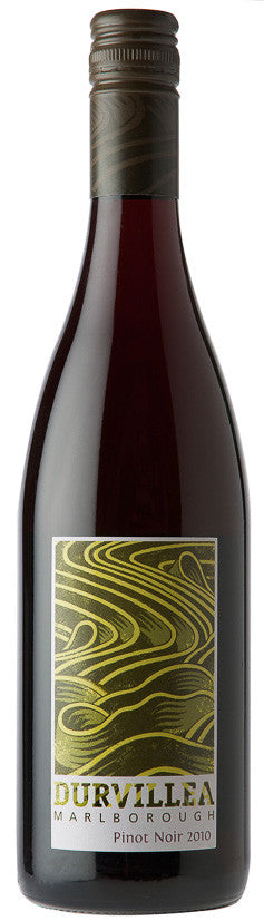 DURVILLEA Marlborough Pinot Noir 2010, BRAND CONNECT Asia Pacific