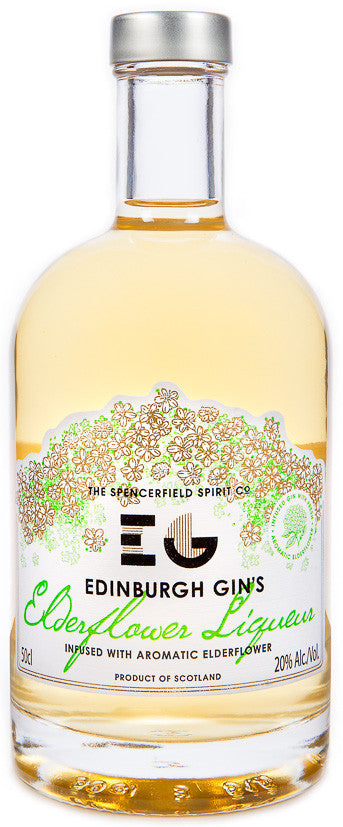 Edinburgh GIN Elderflower Liqueur, BRAND CONNECT Asia Pacific
