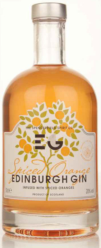 Edinburgh GIN Spiced Orange Liqueur, BRAND CONNECT Asia Pacific