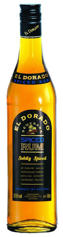 El DORADO Spiced Rum, BRAND CONNECT Asia Pacific