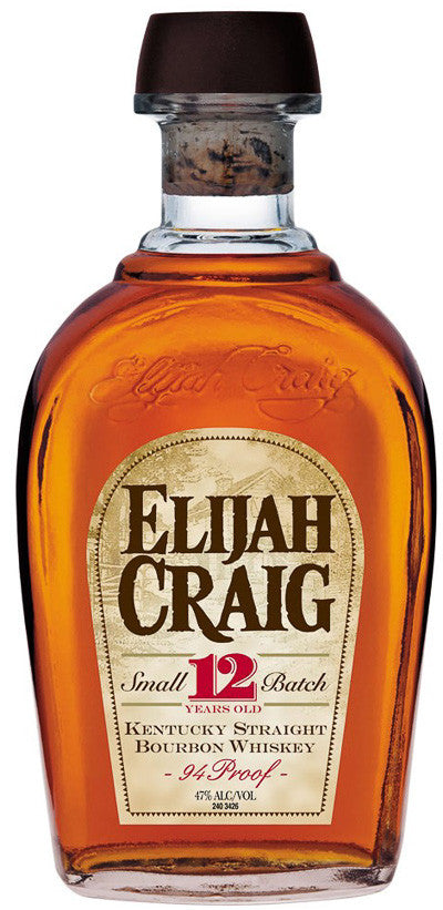 ELIJAH CRAIG 12 Year Old Small Batch Kentucky Straight Bourbon, BRAND CONNECT Asia Pacific