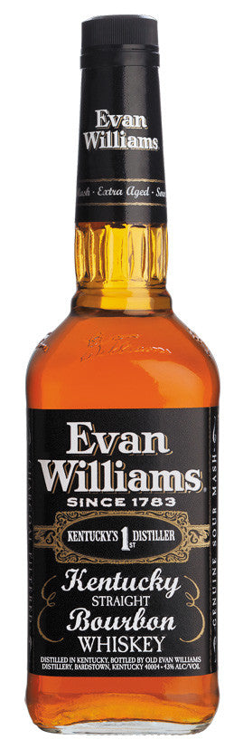 EVAN WILLIAMS Kentucky Straight Bourbon , BRAND CONNECT Asia Pacific