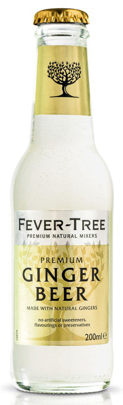 Fever-Tree Ginger Beer, BRAND CONNECT Asia Pacific