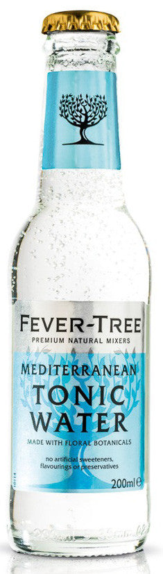 Fever-Tree Mediterranean Tonic Water, BRAND CONNECT Asia Pacific