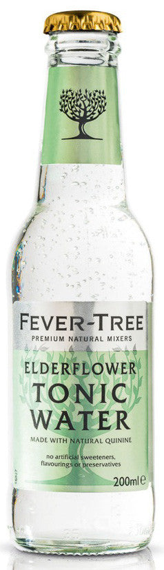 Fever-Tree Elderflower Tonic Water, BRAND CONNECT Asia Pacific