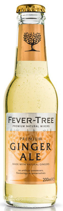 Fever-Tree Ginger Ale, BRAND CONNECT Asia Pacific