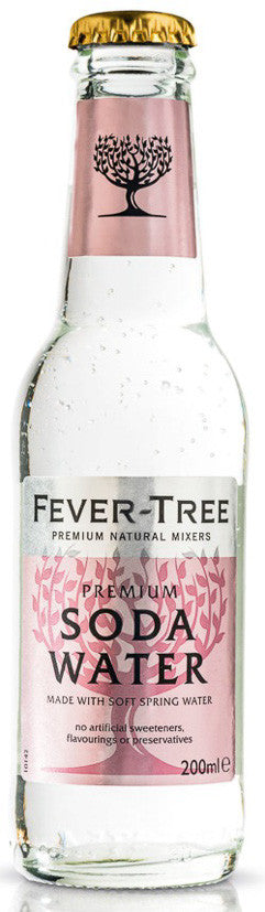 Fever-Tree Soda Water, BRAND CONNECT Asia Pacific