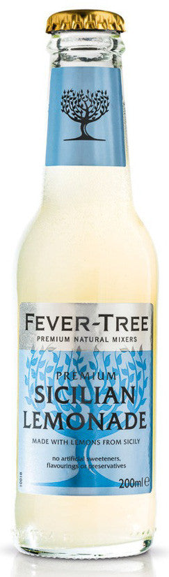 Fever-Tree Sicilian Lemonade, BRAND CONNECT Asia Pacific