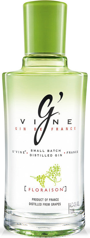 G'Vine Floraison Small Batch Distilled French Gin, BRAND CONNECT Asia Pacific