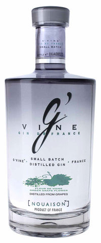 G'Vine Nouaison Small Batch Distilled French Gin, BRAND CONNECT Asia Pacific