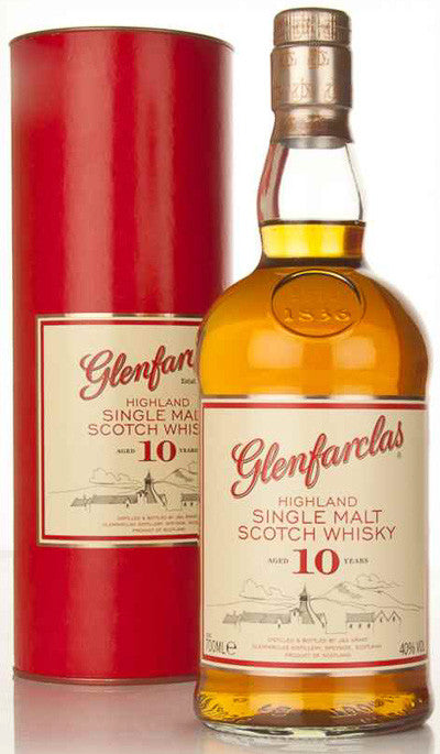 GLENFARCLAS Aged 10 years Highland Single Malt Scotch Whisky, BRAND CONNECT Asia Pacific