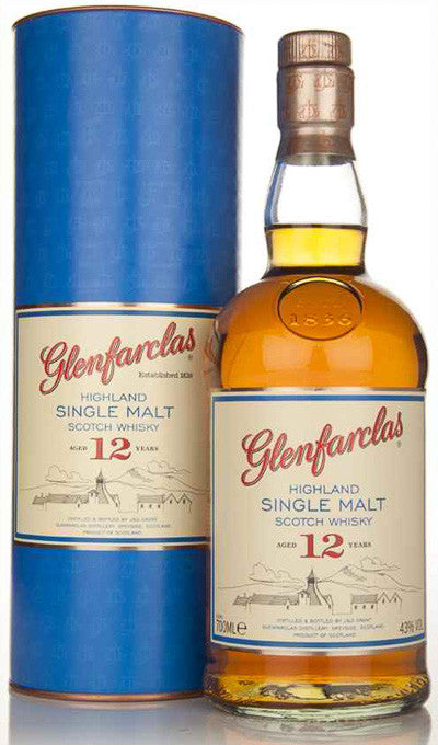 GLENFARCLAS Aged 12 years Highland Single Malt Scotch Whisky, BRAND CONNECT Asia Pacific