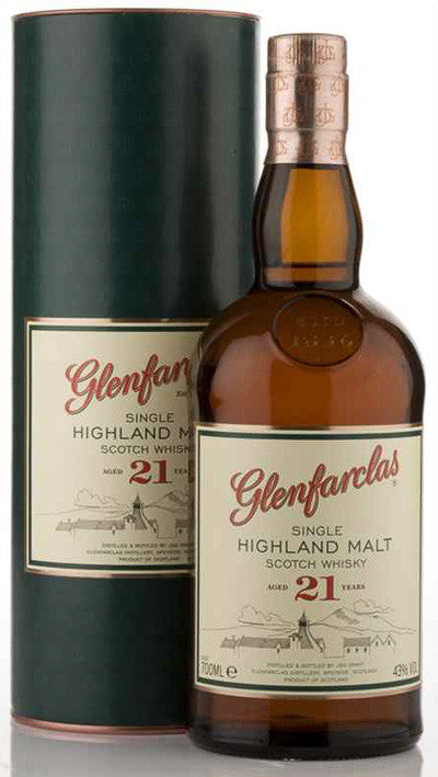 GLENFARCLAS Aged 21 years Highland Single Malt Scotch Whisky, BRAND CONNECT Asia Pacific