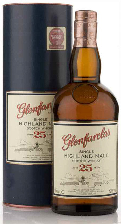 GLENFARCLAS Aged 25 years Highland Single Malt Scotch Whisky, BRAND CONNECT Asia Pacific