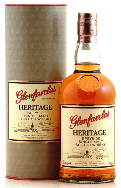 GLENFARCLAS Heritage Speyside Single Malt Scotch Whisky, BRAND CONNECT Asia Pacific