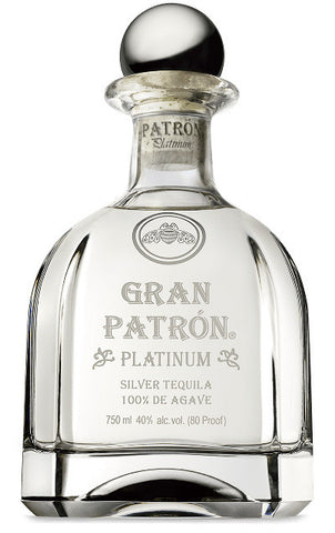GRAN PATRÓN Platinum Silver Tequila, BRAND CONNECT Asia Pacific