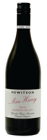 HEWITSON 'Miss Harry'  GSM blend 2012, BRAND CONNECT Asia Pacific