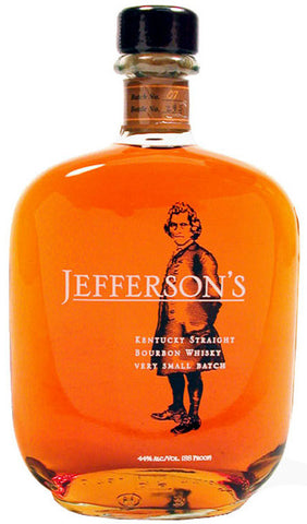 Jefferson's Very Small Batch Bourbon, BRAND CONNECT Asia Pacific