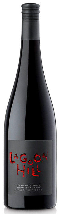 LAGOON HILL Marlborough Pinot Noir 2013, BRAND CONNECT Asia Pacific