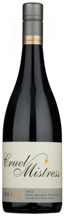 LARRY CHERUBINO AD HOC 'Cruel Mistress' Pinot Noir, Great Southern 2014, BRAND CONNECT Asia Pacific