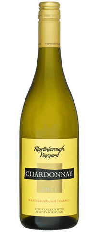 MARTINBOROUGH VINEYARD Chardonnay 2012, BRAND CONNECT Asia Pacific