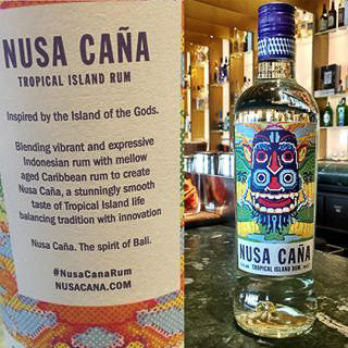 NUSA CAÑA Tropical Island Rum, BRAND CONNECT Asia Pacific