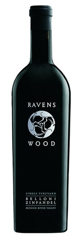 RAVENSWOOD Single Vineyard Belloni Zinfandel Russian River Valley 2013, BRAND CONNECT Asia Pacific
