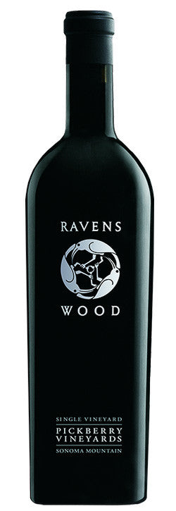 RAVENSWOOD Single Vineyard Pickberry Red Blend Sonoma Mountain 2012, BRAND CONNECT Asia Pacific