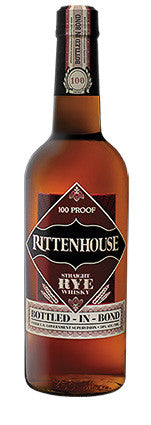 Rittenhouse Bottled-in-Bond 100 proof classic rye whiskey , BRAND CONNECT Asia Pacific