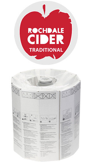 Rochdale Cider Traditional Cider Key Keg, BRAND CONNECT Asia Pacific