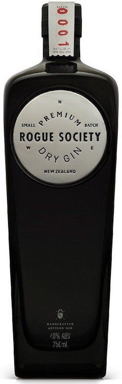 Rogue Society Small Batch Premium Dry Gin, BRAND CONNECT Asia Pacific