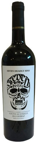 Seven Deadly Sins Shiraz 2013, BRAND CONNECT Asia Pacific