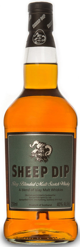 SHEEP DIP Blended Malt Scotch Whisky, BRAND CONNECT Asia Pacific