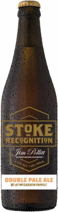 Stoke RECOGNiTION Double Pale Ale, BRAND CONNECT Asia Pacific