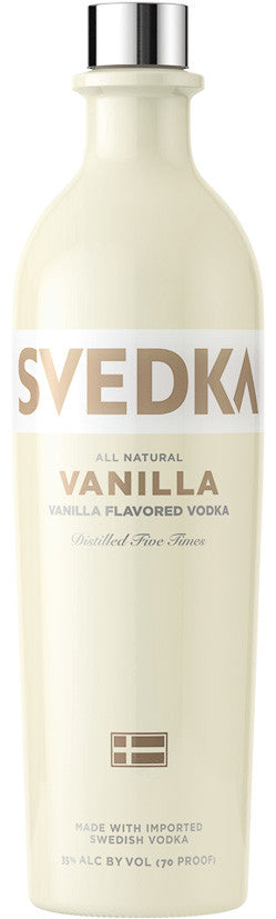 SVEDKA Vanilla Flavoured Vodka, BRAND CONNECT Asia Pacific