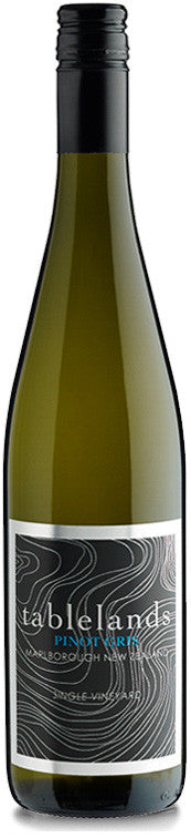TABLELANDS Marlborough Pinot Gris 2013, BRAND CONNECT Asia Pacific
