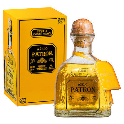TEQUILA PATRÓN Añejo Gift Boxed, BRAND CONNECT Asia Pacific