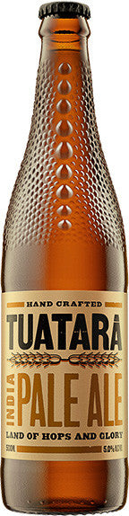 TUATARA India Pale Ale, BRAND CONNECT Asia Pacific
