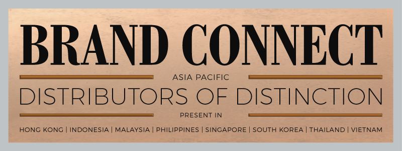 BRAND CONNECT Asia Pacific