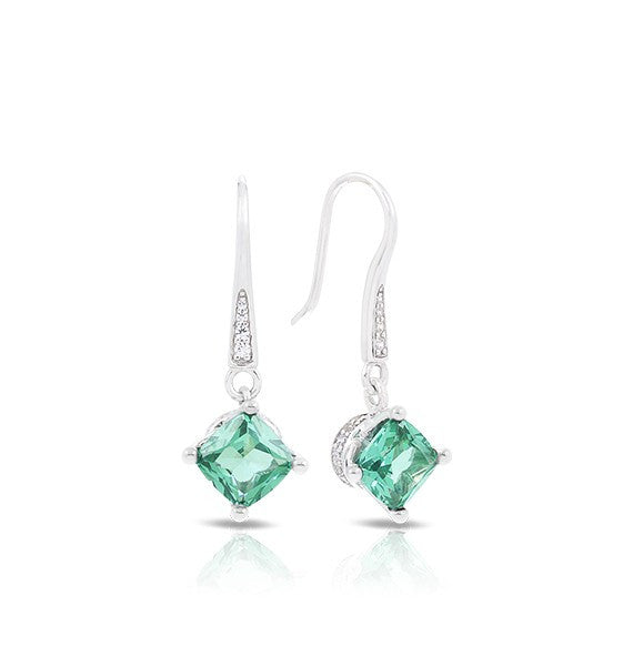 Belle e'toile Amelie Green Earrings (89587)