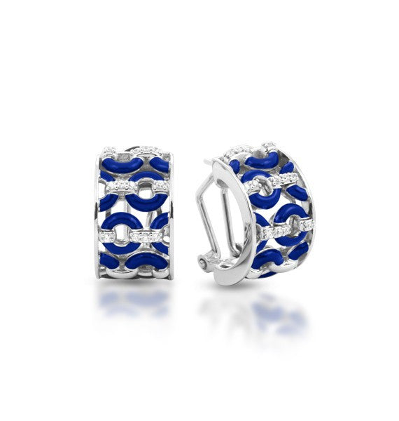 Belle e'toile Meridian Earrings Blue