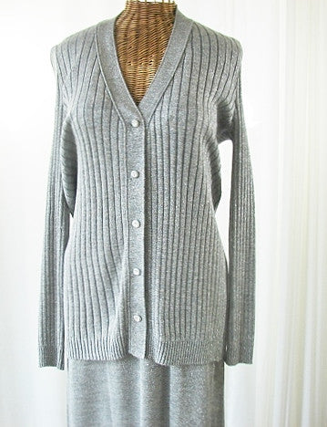 c387d1822eb ... Ribbed Knit Dress and Sweater by Backgammon Large Apparel - The Wicker  Form - 12 ...