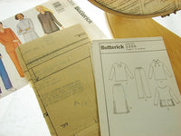 Butterick Patterns 3205 Misses Top Skirt Pants Size 8-12 Sewing Supplies - The Wicker Form