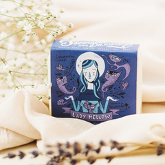 Lady Mellow - Rosewood and Lavender soap