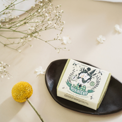 The Traveler - Lime and Citronella soap