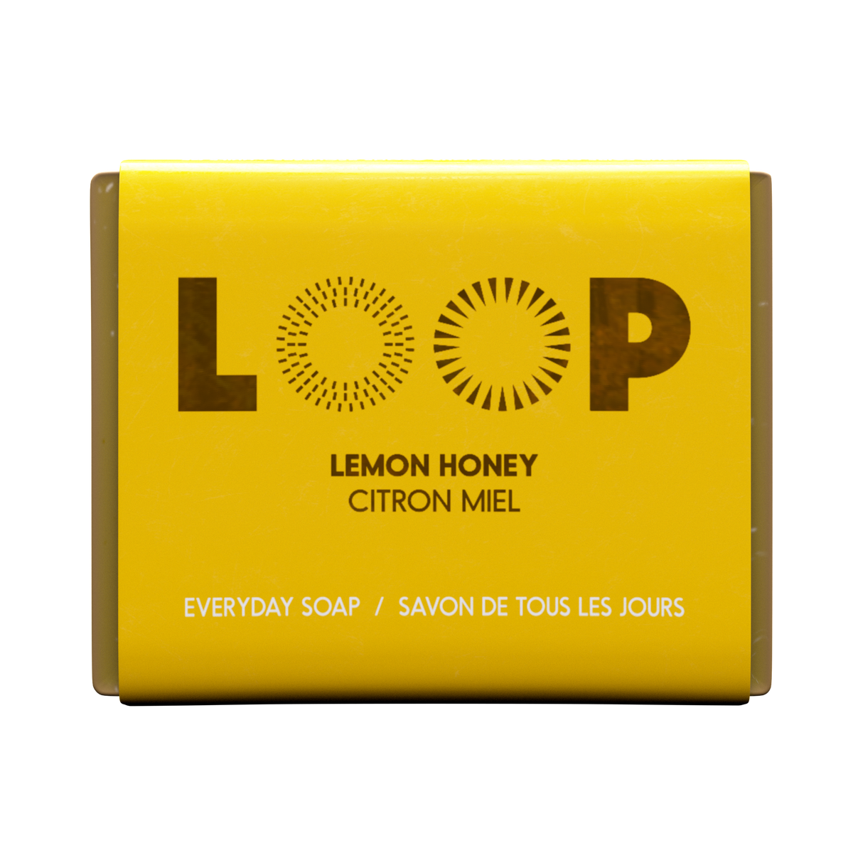 LOOP - Savon citron miel
